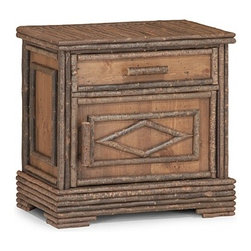 Rustic Chest #2155 by La Lune Collection - Rustic Chest #2155 by La Lune Collection
