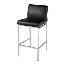 Bestsellers - Nuevo Aldo counter stool black HGTA356