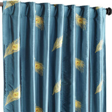 Contemporary Curtains by Pier 1 Imports