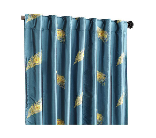 Pier one peacock curtains - Pier One Imports Peacock Curtains