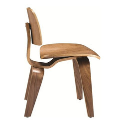 Plywood Dining Chair -