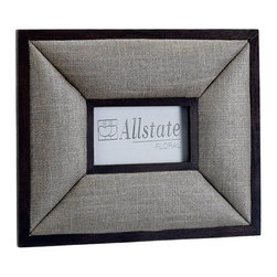 Silk Plants Direct - Silk Plants Direct Linen Picture Frame (Pack of 2) - Pack of 2. Silk Plants Direct specializes in manufacturing, design and supply of the most life-like, premium quality artificial plants, trees, flowers, arrangements, topiaries and containers for home, office and commercial use. Our Linen Picture Frame includes the following: