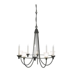 Ehlén Johansson - Lerdal Chandelier - For less than $50, this chandelier is the ultimate budget-friendly piece. It's great for a dining room or living room and can be used with lights or candles.