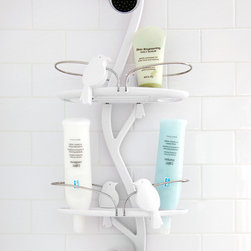 Extra Soar-age Shower Caddy - This adorable three-tiered shower caddy will keep all your bathroom products organized, so don't worry about accidentally washing your face with foot cream.