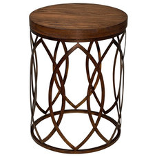 contemporary side tables and accent tables by Lamps Plus