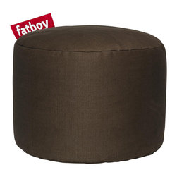 Fatboy - Point Bean Bag in Brown - Filled with virgin polystyrene beads