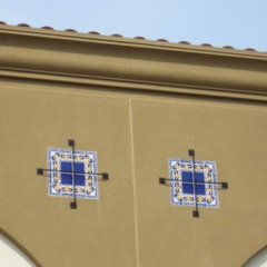 mediterranean exterior by Latin Accents, Inc.