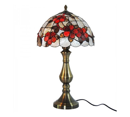 ParrotUncle - Antique Sea Shell Shade Tiffany Table Lamp - Add the perfect finishing touch to your home decoration with this Antique Tiffany Lamp Shade Made Of Sea Shell. We carry a large selection to choose from that come in a variety of patterns, heights, and bases with experts who can help you find the ideal design.