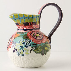 Eclectic Pitchers by Anthropologie