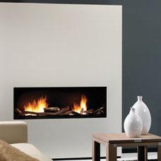 Modern Indoor Fireplaces Bio Flame Elegance Ethanol Fireplace
