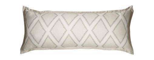 MysticHome - Chesapeake - Large Boudoir Pillow by MysticHome - The Chesapeake, by MysticHome