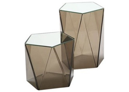 contemporary side tables and accent tables by The Paris Apartment