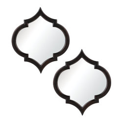 """Sterling Industries - Sterling Industries 6050679 Horizonte 21"""" Height Mirror - Specifications:"""