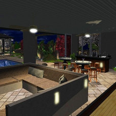 Contemporary  by 3D Designs by David