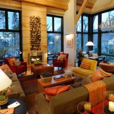 HGTV Dream Home '11 living room
