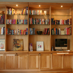 Build Something Beautiful: Built-Ins - A Must-Have for Book Lovers