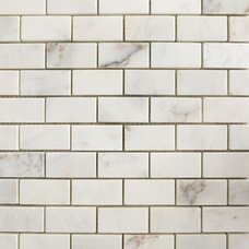 Contemporary Tile by Stone City - Kitchen & Bath Design Center