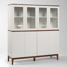 Contemporary Storage Units And Cabinets by West Elm