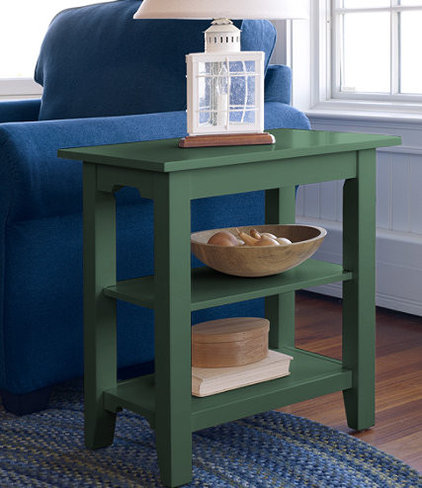 traditional side tables and accent tables by L.L. Bean