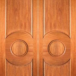 """P-680 Interior Wood Mahogany 3 Panel Circle Panel Double Door - SKU#P-680-2BrandAAWDoor TypeInteriorManufacturer CollectionInterior Mahogany DoorsDoor ModelDoor MaterialWoodWoodgrainMahoganyVeneerPriceDoor Size Options2(24"""") x 80"""" (4'-0"""" x 6'-8"""")  $02(28"""") x 80"""" (4'-8"""" x 6'-8"""")  $02(30"""") x 80"""" (5'-0"""" x 6'-8"""")  $02(32"""") x 80"""" (5'-4"""" x 6'-8"""")  $02(36"""") x 80"""" (6'-0"""" x 6'-8"""")  +$202(24"""") x 96"""" (4'-0"""" x 8'-0"""")  +$1402(28"""") x 96"""" (4'-8"""" x 8'-0"""")  +$1802(30"""") x 96"""" (5'-0"""" x 8'-0"""")  +$1802(32"""") x 96"""" (5'-4"""" x 8'-0"""")  +$1802(36"""") x 96"""" (6'-0"""" x 8'-0"""")  +$220Core TypeSolidDoor StyleDoor Lite StyleDoor Panel Style3 Panel , Circle PanelHome Style MatchingCraftsman , Colonial , Bungalow , Bay and Gable , Gulf Coast , Plantation , Cape Cod , Suburban , Prairie , Ranch , Elizabethan , VictorianDoor ConstructionEngineered Stiles and RailsPrehanging OptionsPrehung , SlabPrehung ConfigurationDouble DoorDoor Thickness (Inches)1 3/8 , 1 3/4Glass Thickness (Inches)Glass TypeGlass CamingGlass FeaturesGlass StyleGlass TextureGlass ObscurityDoor FeaturesDoor ApprovalsFSCDoor FinishesDoor AccessoriesWeight (lbs)620Crating Size25"""" (w)x 108"""" (l)x 52"""" (h)Lead TimeSlab Doors: 7 daysPrehung:14 daysPrefinished, PreHung:21 daysWarranty1 Year Limited Manufacturer WarrantyHere you can download warranty PDF document."""