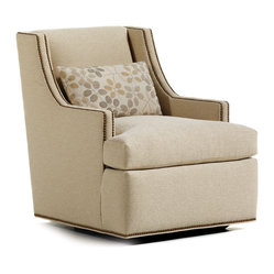 Crosby Swivel Chair