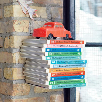 Modern Wall Shelves by The Land of Nod