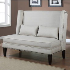 Contemporary Love Seats by Overstock.com