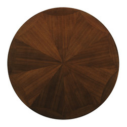 Baker Furniture - Encircle Lazy Susan - Pairs with the Encircle Dining Table (3637-1) - the ultimate in understatement and elegant dining.