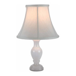 Renovators Supply - Table Lamps White Alabaster Table Lamp Beige Shade 16H x 10 1/4W | 52900 - Table Lamps: Our Urn Table Lamp is hand-crafted out of Alabaster quarried in Spain. This item measures 10 1/4 in. wide- 16 in. high with a 3 1/2 in. diameter base. Beige shade measures 10 1/4 in. wide x 8 1/4 in. high with a top diameter of 5 3/4 in.