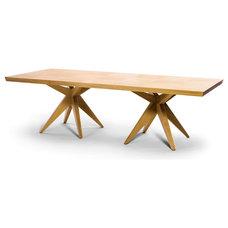 Modern Dining Tables by angela adams