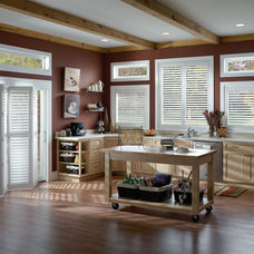 Traditional Window Blinds by Blinds Chalet