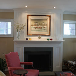 Fireplace Surrounds -