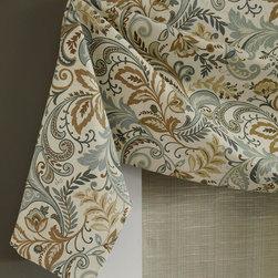 Draperies, Fabric Shades, Valances, Bedding & More -