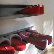 Modern Shoeracks by DOMU, LLC