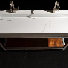 Modern Bathroom Sinks by Formed Stone Design