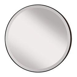 Feiss - Feiss MR1127ORB Johnson Oil Rubbed Bronze Mirror - Finish: Oil Rubbed Bronze