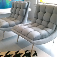 Contemporary Armchairs And Accent Chairs by Etsy