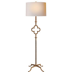 contemporary floor lamps by Fashion Light Center