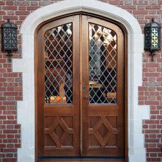 Traditional Front Doors by Hull Historical