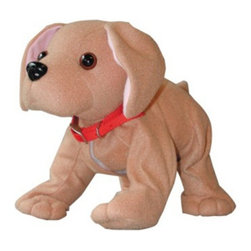 SwimWays - SwimWays Puppy Paddles - 12027 - Shop for Toys from Hayneedle.com! This virtual man's best friend can join you and your family in the pool. The SwimWays Puppy Paddles is an adorable soft plush puppy that can actually swim thanks to fully articulated legs a wagging tail and bobbing head. Requires two AA batteries. About SwimWaysBased in Virginia Beach VA SwimWays is a leader among recreational water products. Mindful of safety and care of kids SwimWays help teach kids to swim with innovative pool toys for little ones and the company is a corporate partner and major contributor to Operation Smile. SwimWays' mission is to provide entertaining fun products that are the best value quality and style. They're making free time more fun through innovation.