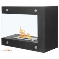 Modern Fireplaces by Moda Flame