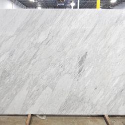 White Carrara Marble - Stone Center