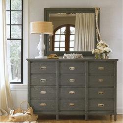 Stanley Furniture - Haven's Harbor Dresser - Haven's Harbor Dresser