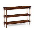 Jonathan Charles - New Jonathan Charles Shelf Walnut French - Product Details
