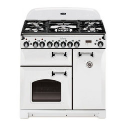"""AGA - ALEBS-36-DFCD-VWT Legacy Series 36"""" Freestanding Dual Fuel Range with 2.2 cu. ft - Beneath the classic looks of every Aga is a heart of cast iron the entire cooker is an outstandingly efficient energy store steadily transferring the heat from its core into its ovens and hotplates An Aga is always ready to cook instantly and there a..."""