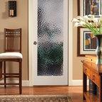 Bermuda Decorative Glass Door Interior Doors