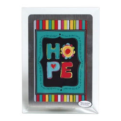 Westland - Hope Multicolored Glass Musical Picture Frame Home Decoration - This gorgeous Hope Multicolored Glass Musical Picture Frame Home Decoration has the finest details and highest quality you will find anywhere! Hope Multicolored Glass Musical Picture Frame Home Decoration is truly remarkable.