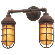 eclectic wall sconces by Barn Light Electric Co
