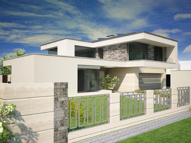 Modern Rendering Fodor house