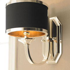 modern wall sconces by Horchow